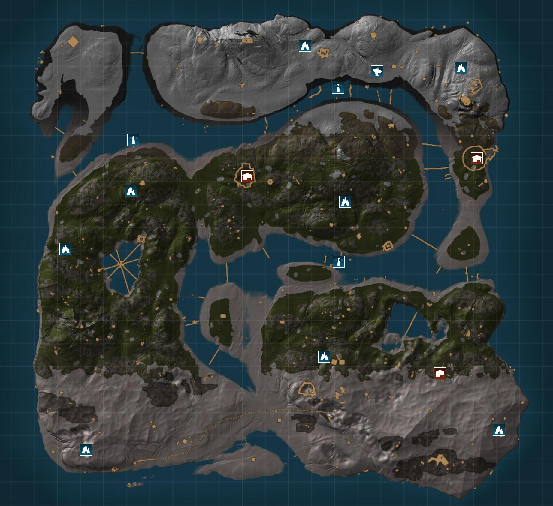 Rust Map Steam - Bing images