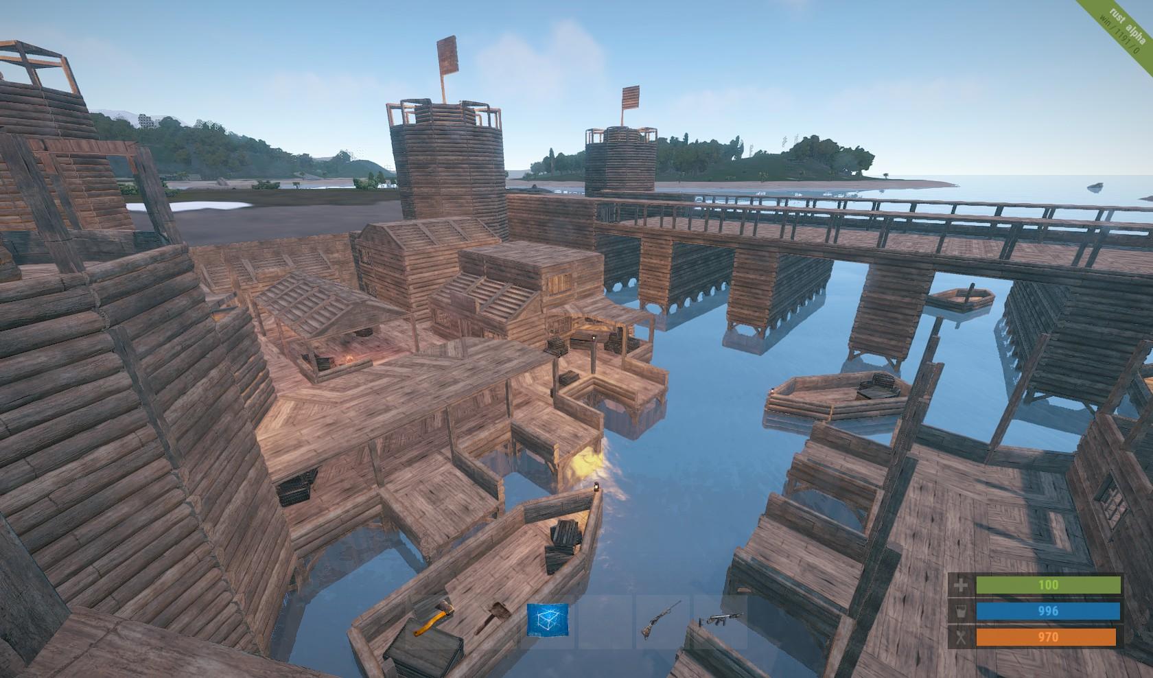 Days To Die Building Bridges Water