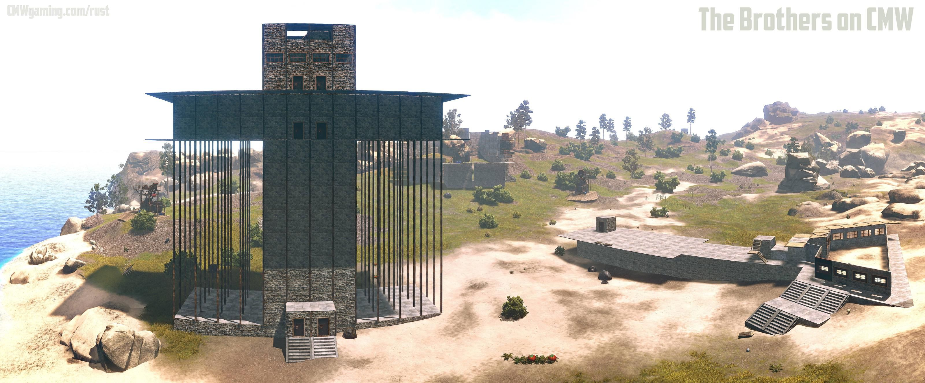 Community update 50 rust for Best house designs rust