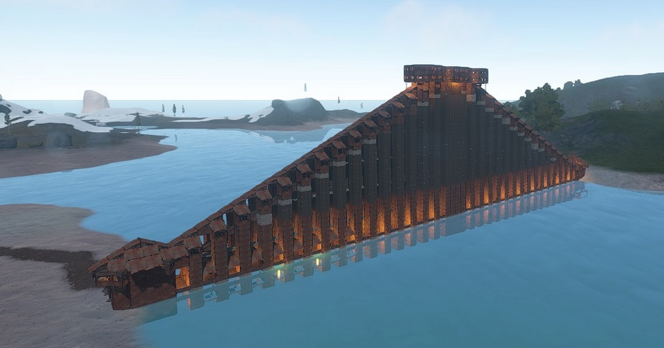 Community update 31 rust you see things like this and its easy to forget that at heart rust is a game about people scraping for survival with rocks and high explosives malvernweather Images
