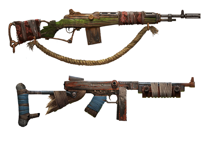 Whats The Weapon You Want To See Added Rust Playrust