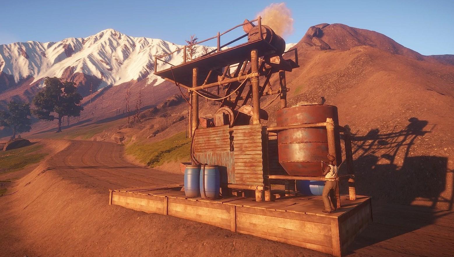 rust建房子设计图图片