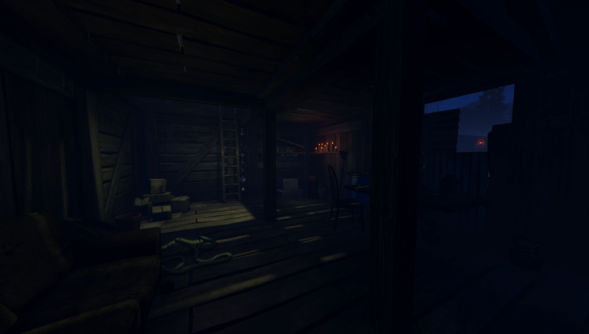 The Smol Update – Venus Rust Server