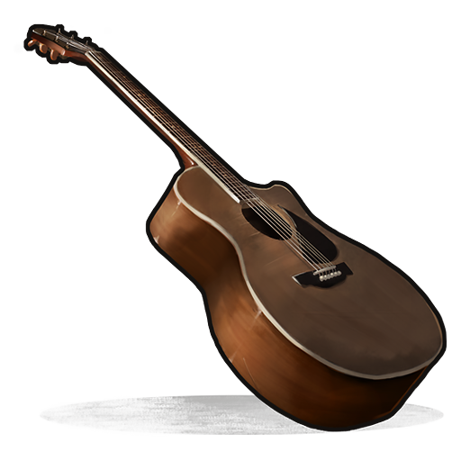 Acoustic Guitar Rust Wiki