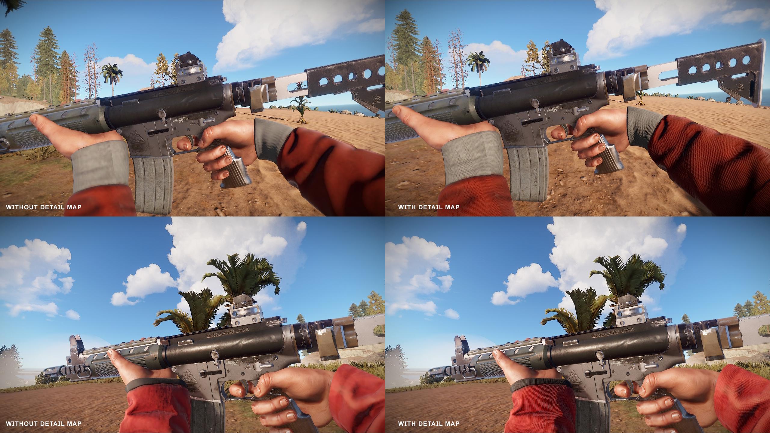 Rust Full Release Viewmodel Screenshot