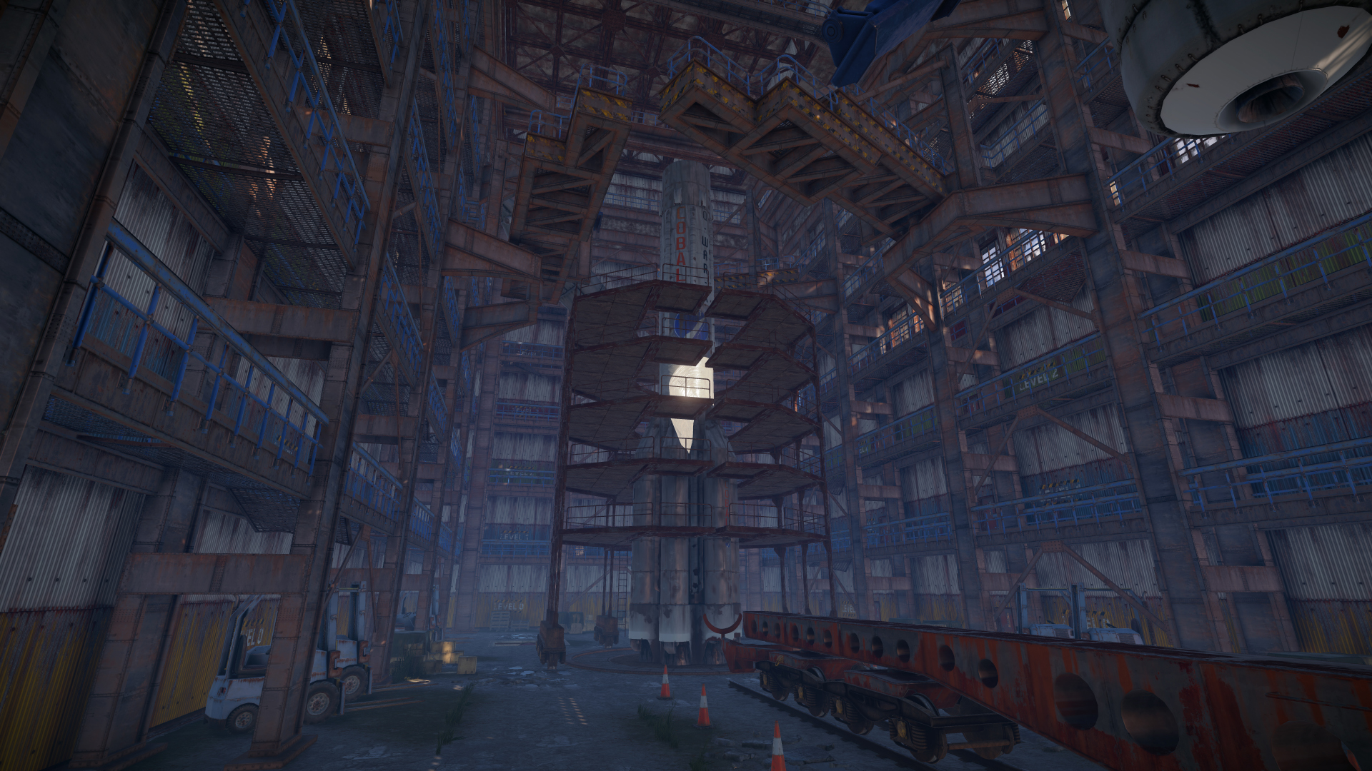 Rust Build Paths Game