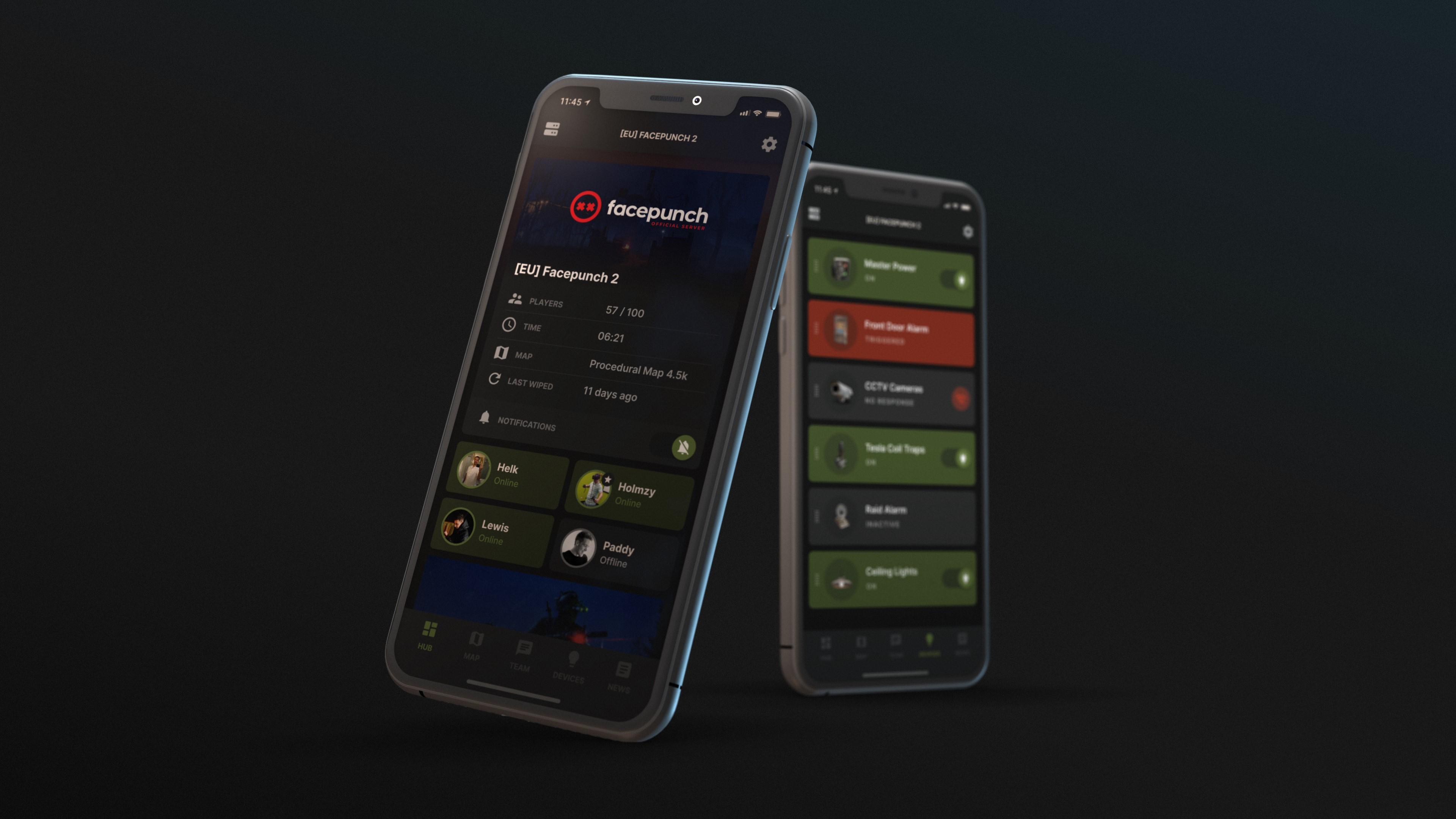 Companion App Update