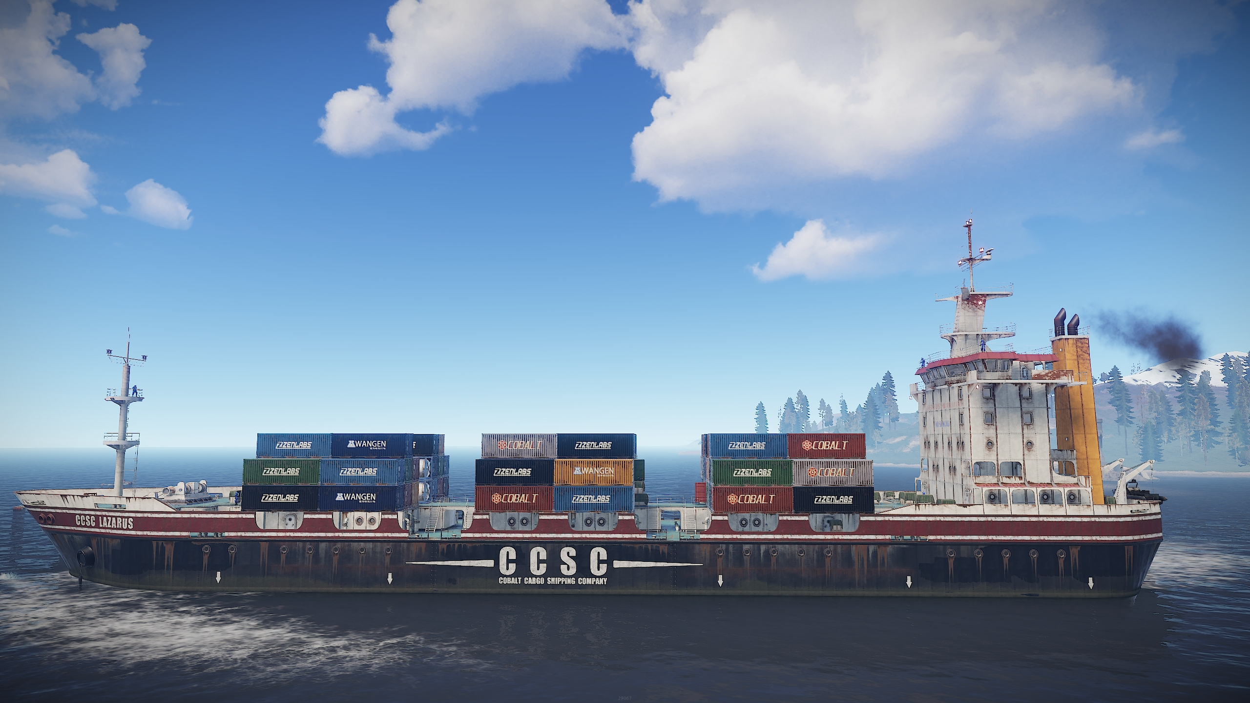 The Cargo Ship Update
