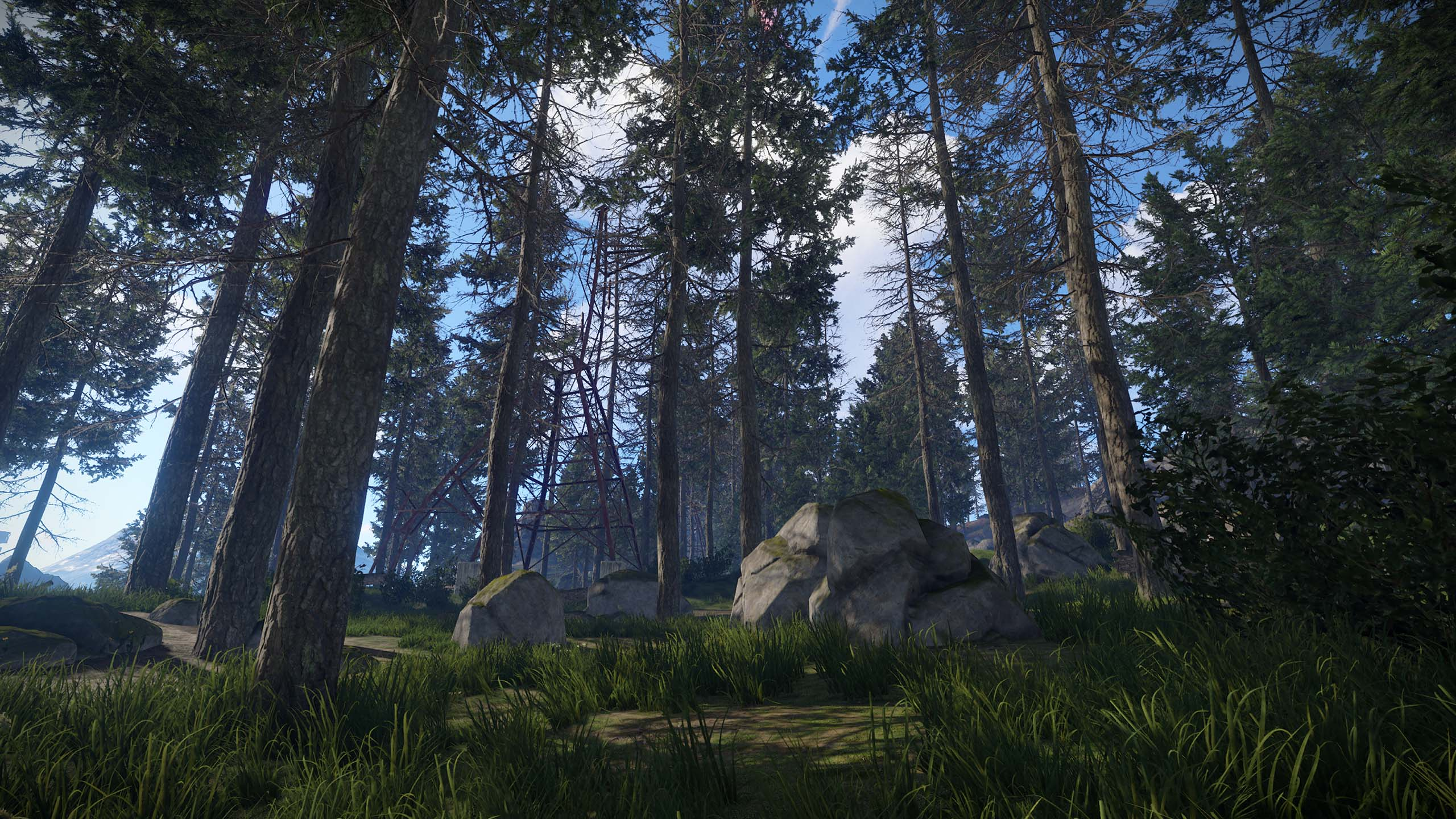 Rust tuxdb a very small post holiday update the xmas event is over the servers are wiped though blueprints are saved and work on new trees has begun malvernweather Image collections