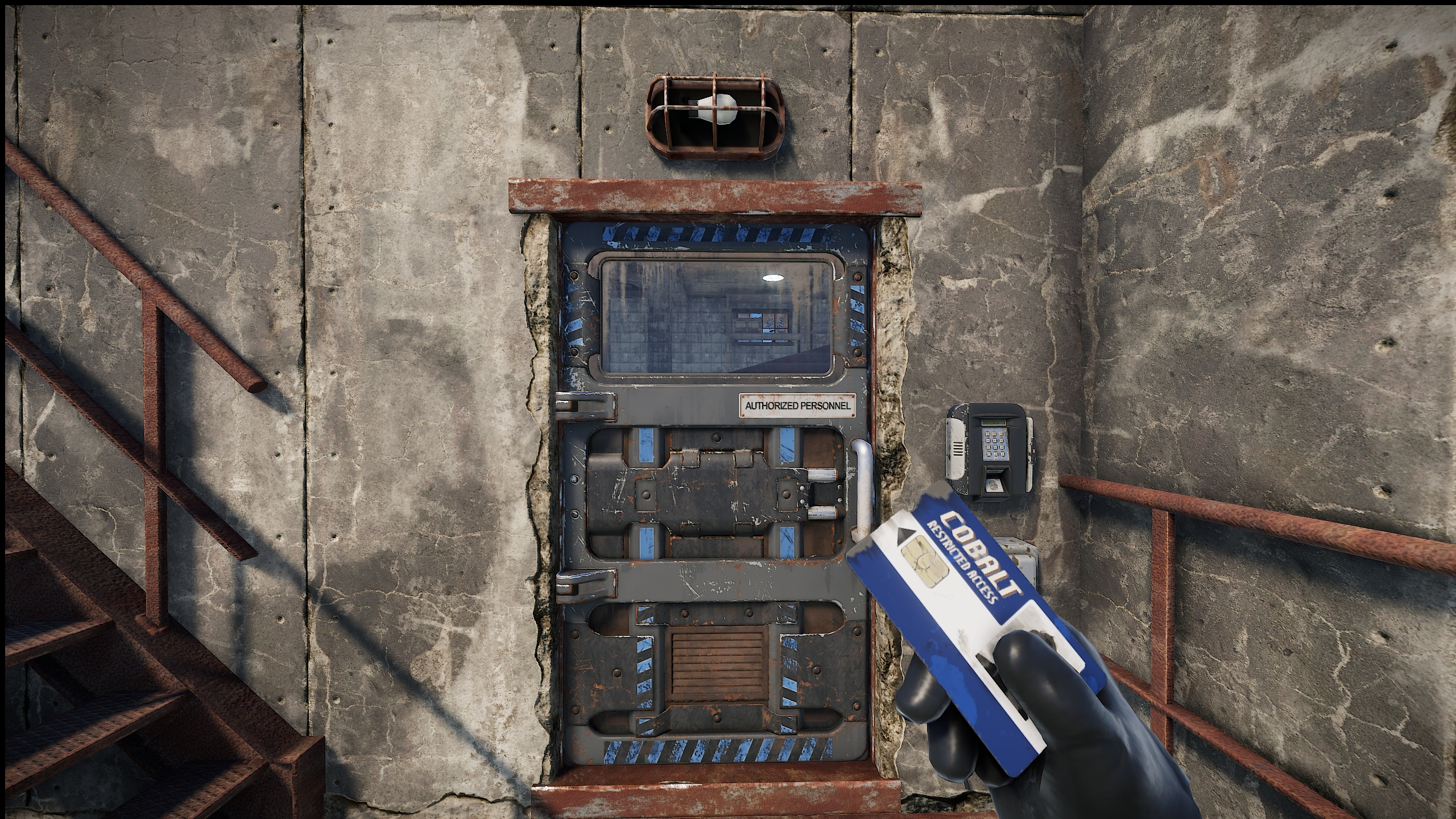 The Puzzle Update Rust Power Fuse Box City Medium Tier Grants Access To Red And Sometimes Other Cards