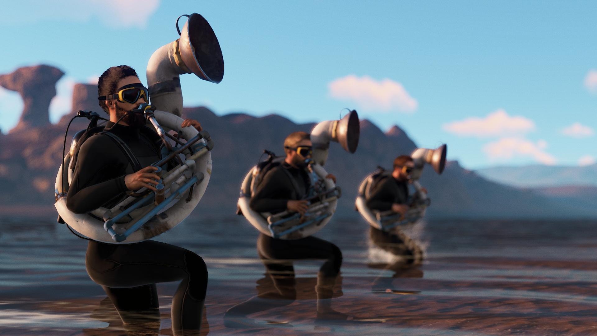 The Instrument Update