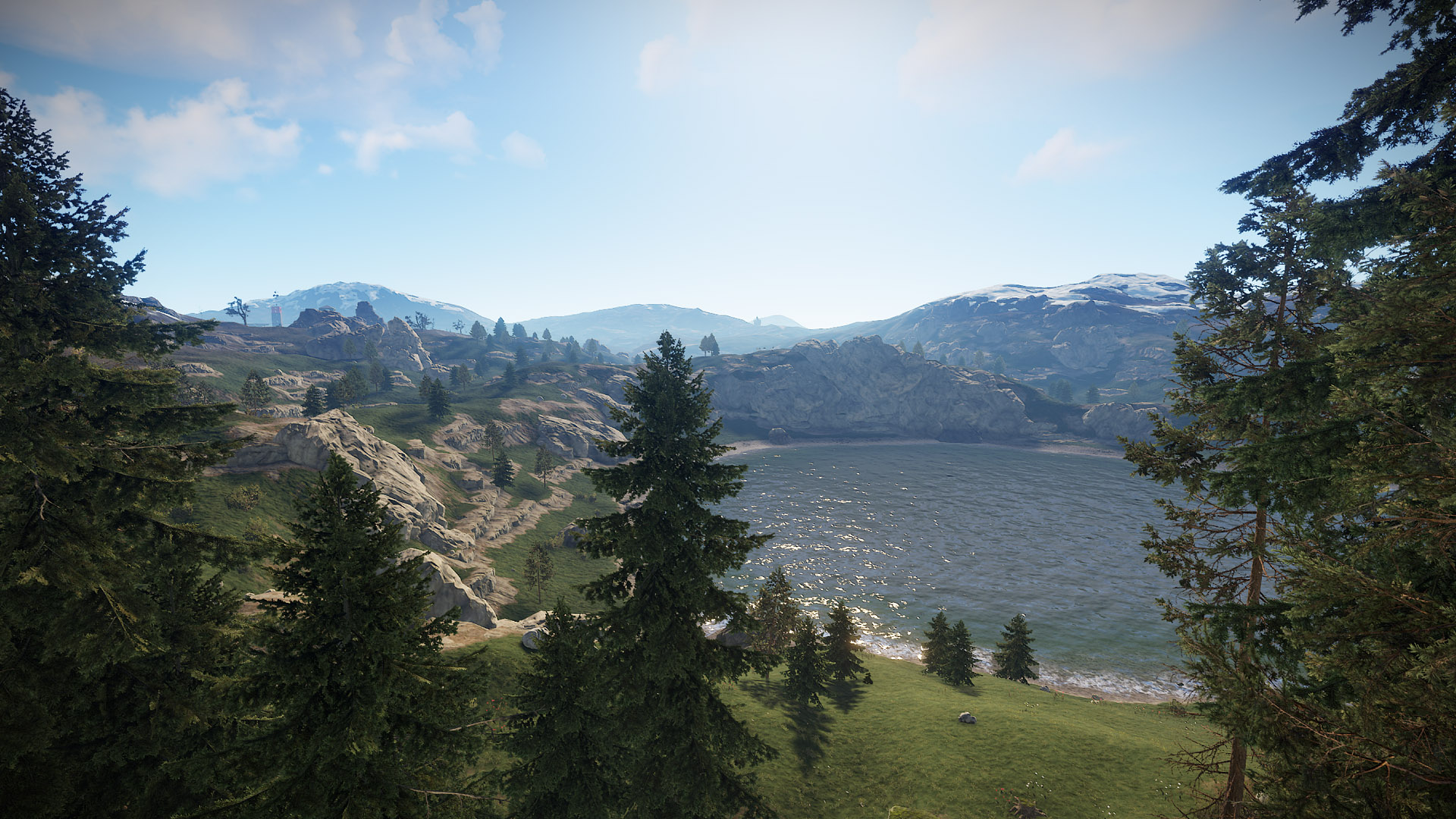 Rust Full Release Screenshot