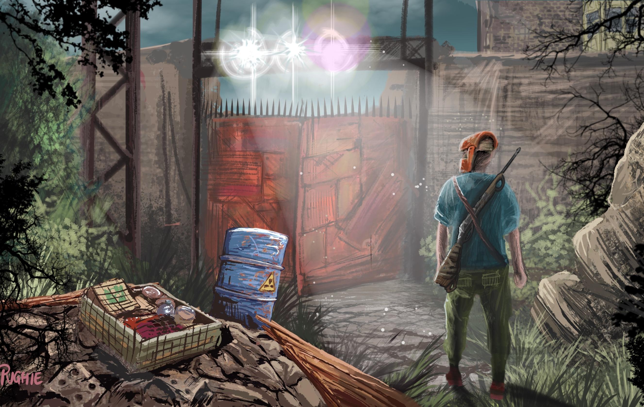 Rust (video game) - Wikipedia