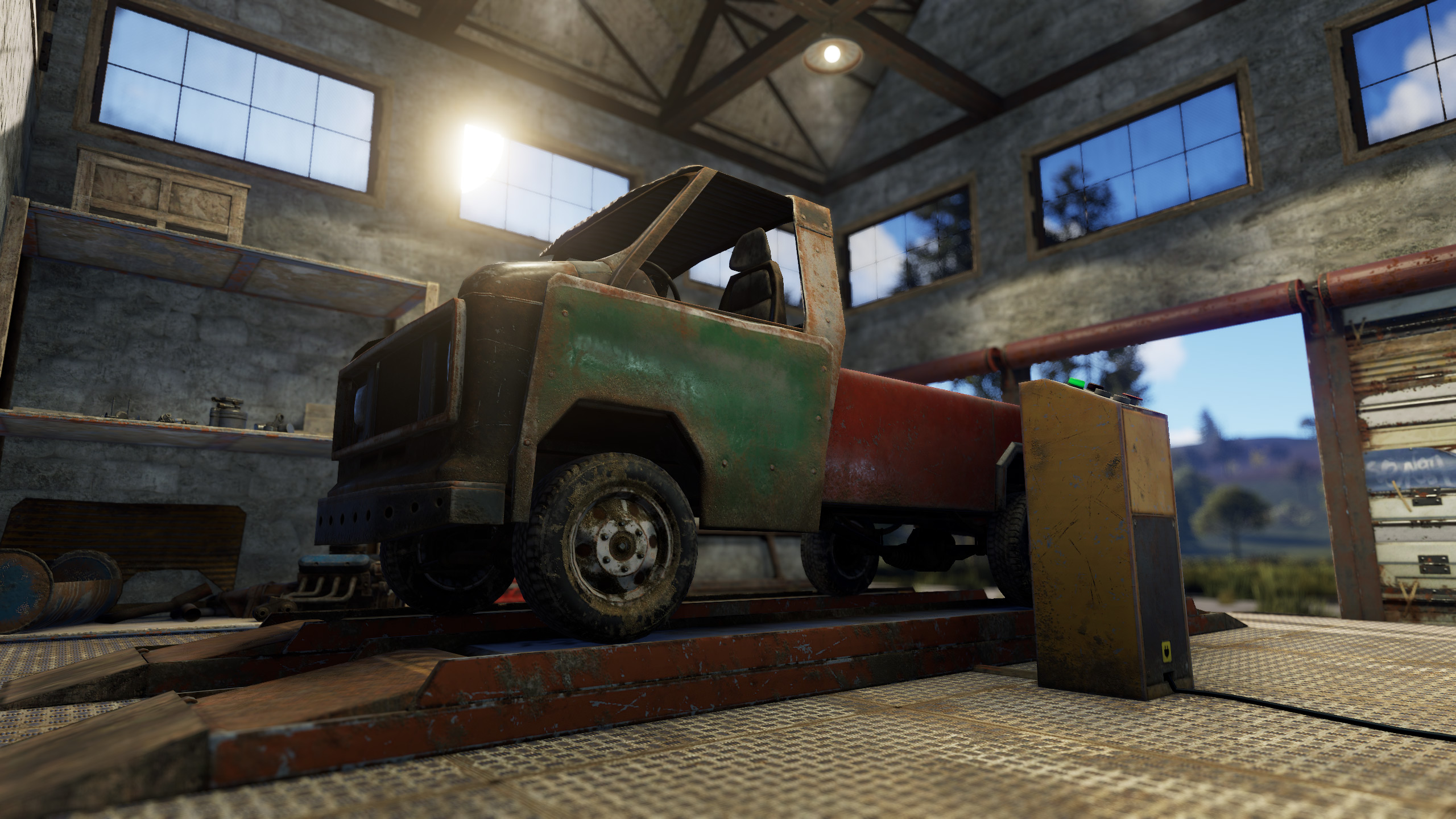 Modular Vehicles Update