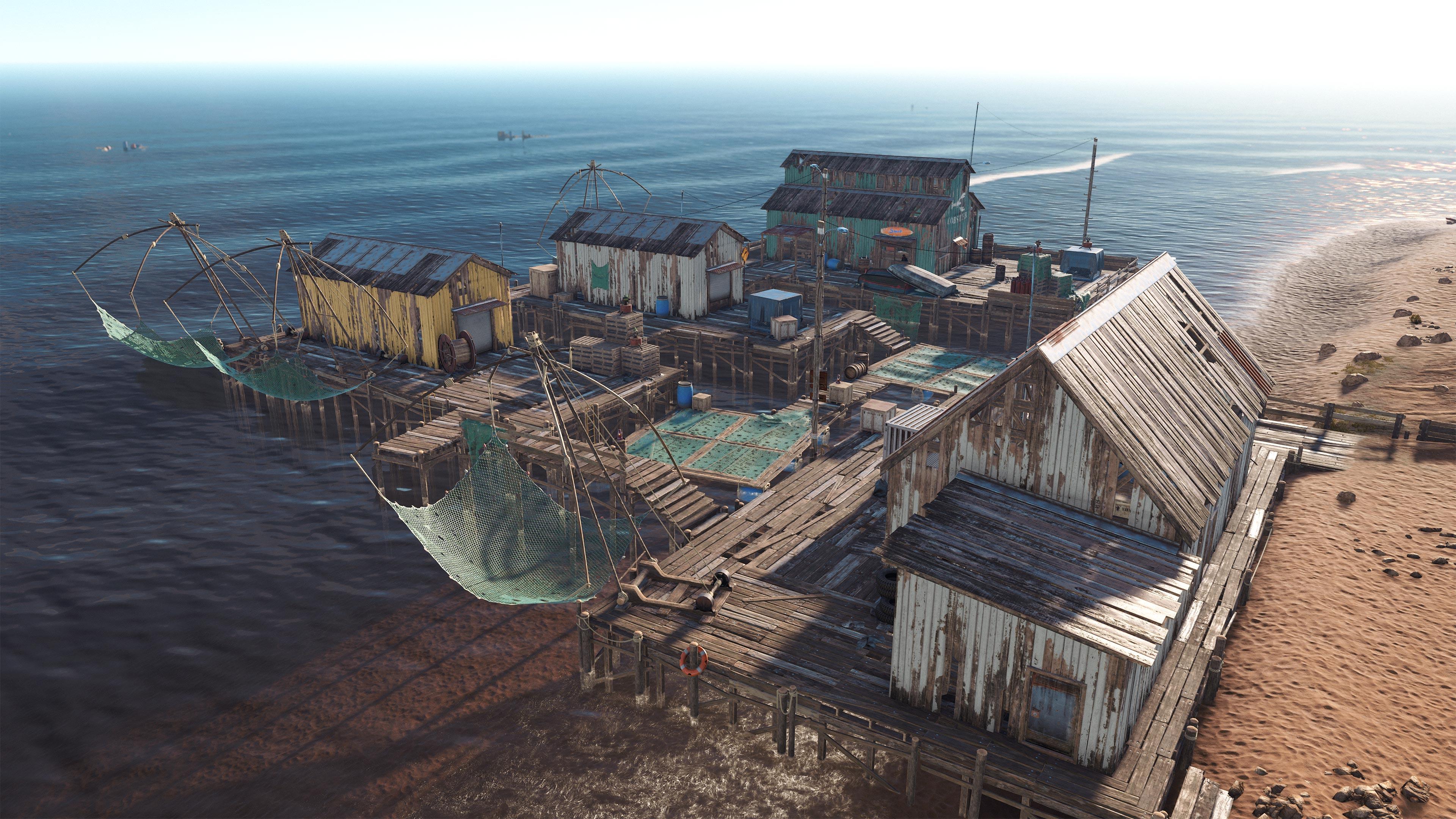 Boat Vendor Update