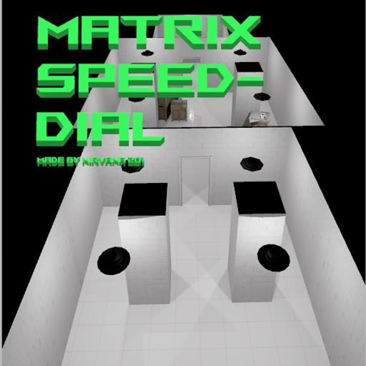 Matrix speed dial