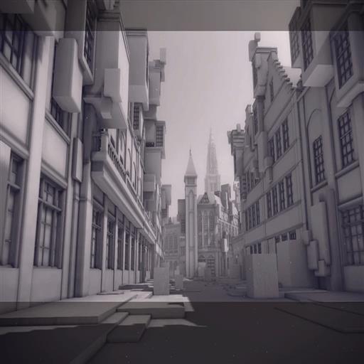Copied City