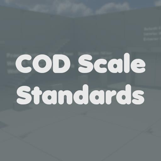 COD Scale Standards