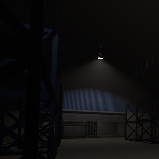 Haunted Warehouse