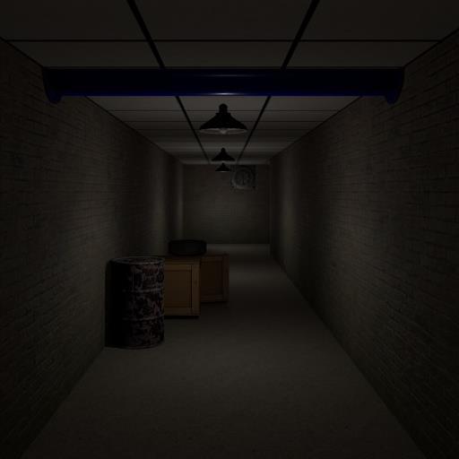 SourceBox menu: Hallway